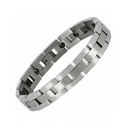 Bracelet magnétique acier...
