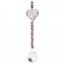 Coeur et Sphère de Cristal...