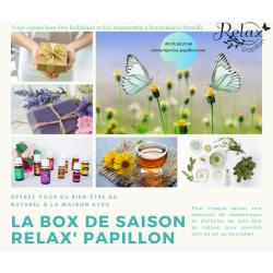 Box de saison Relax' Papillon