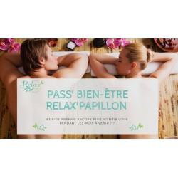 Pass bien-être Relax' Papillon