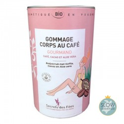 Pot gommage corps gourmand...