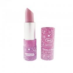 Baume à lèvres teinté rose...