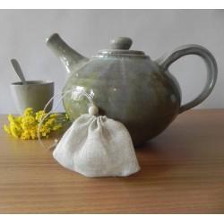 Filtre à thé lavable